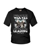 NYX - Wolves Leading - 0303 Youth T-Shirt thumbnail