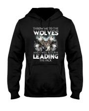 NYX - Wolves Leading - 0303 Hooded Sweatshirt thumbnail