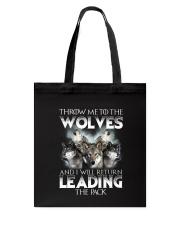 NYX - Wolves Leading - 0303 Tote Bag thumbnail
