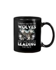 NYX - Wolves Leading - 0303 Mug thumbnail