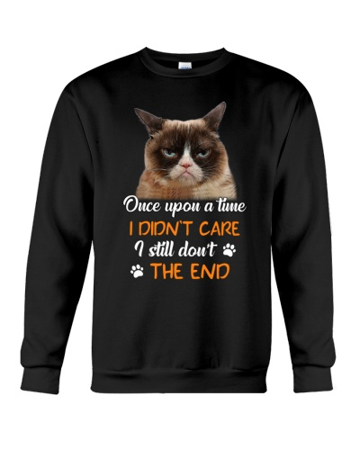 Cat Dont Care