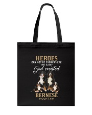 Bernese Mountain Heroes Tote Bag thumbnail