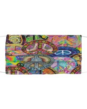 Hippie Awesome T826 Cloth face mask front