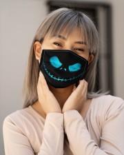 Jack Skellington G82423 Cloth face mask aos-face-mask-lifestyle-17
