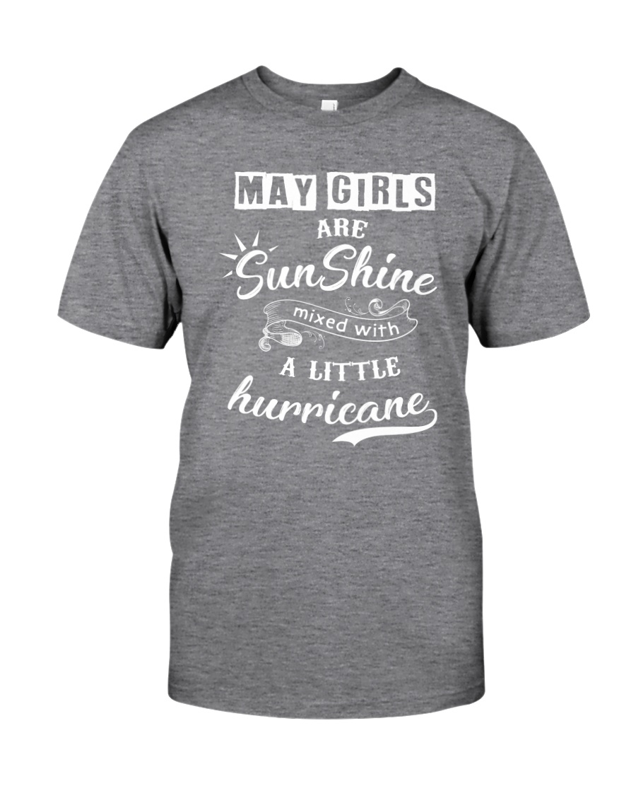 Girl May Classic T-Shirt