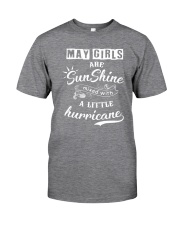 Girl May Classic T-Shirt front