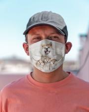 Awesome Akita G82721 Cloth face mask aos-face-mask-lifestyle-06