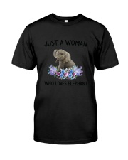 NYX - Woman Elephant - 1304 Classic T-Shirt tile
