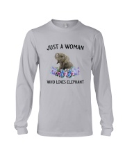 NYX - Woman Elephant - 1304 Long Sleeve Tee thumbnail