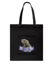NYX - Woman Elephant - 1304 Tote Bag thumbnail