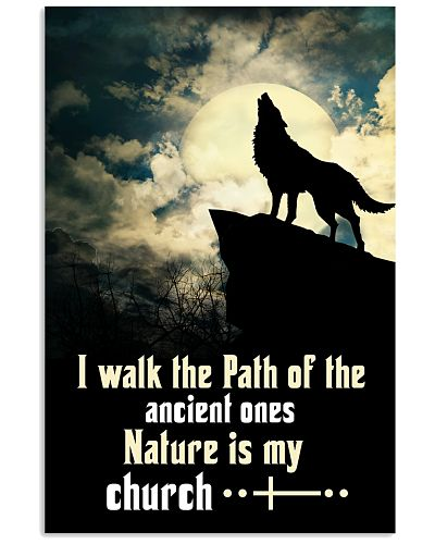 Wolf Nature Is My Church