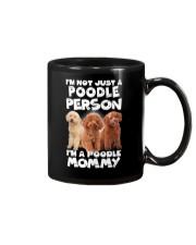 Poodle Mommy Mug thumbnail