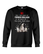 NYX - My French Bulldog - 0904 Crewneck Sweatshirt thumbnail