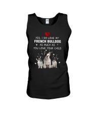 NYX - My French Bulldog - 0904 Unisex Tank thumbnail