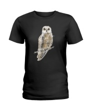 NYX - Owl Bling - 0703 Ladies T-Shirt thumbnail