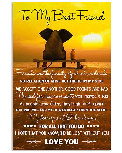 Family - To My Best Friend