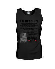 Family - To My Son I Believe Unisex Tank thumbnail