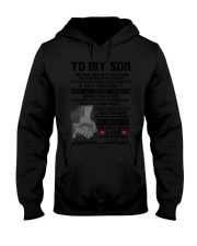 Family - To My Son I Believe Hooded Sweatshirt thumbnail