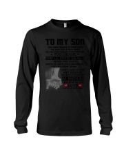 Family - To My Son I Believe Long Sleeve Tee thumbnail