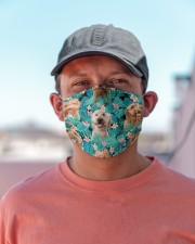 Goldendoodle Tropical H31702 Cloth face mask aos-face-mask-lifestyle-06