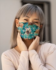Goldendoodle Tropical H31702 Cloth face mask aos-face-mask-lifestyle-17