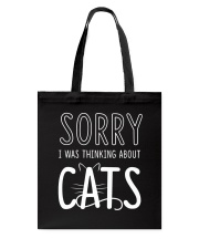 About Cats Tote Bag thumbnail