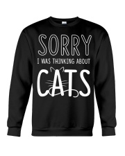 About Cats Crewneck Sweatshirt thumbnail