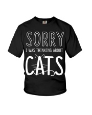 About Cats Youth T-Shirt thumbnail