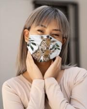 Cute Giraffe G82614 Cloth face mask aos-face-mask-lifestyle-17