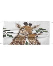 Cute Giraffe G82614 Cloth face mask front
