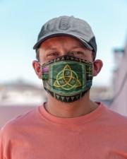 Celtic Irish J1901 Cloth Face Mask - 3 Pack aos-face-mask-lifestyle-06