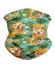 Tropical Pineapple Golden Retriever H25816 Neck Gaiter thumbnail