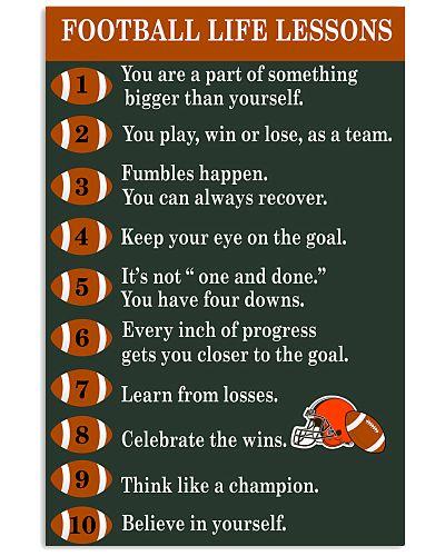Football - Life Lesson