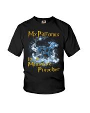 Miniature Pinscher  Patronus Youth T-Shirt thumbnail