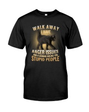 NYX - Black Cat Walk Away - 0303 Classic T-Shirt front