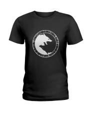 NYX - Couple Wolf - 2003 Ladies T-Shirt thumbnail