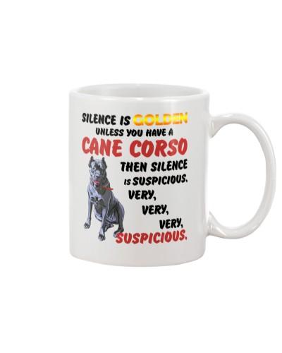 Cane Corso - Silence is very suspicious