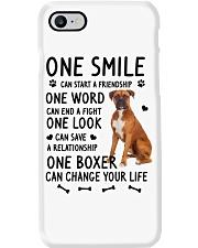 Boxer Change Life Phone Case thumbnail