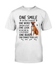 Boxer Change Life Classic T-Shirt thumbnail