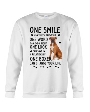 Boxer Change Life Crewneck Sweatshirt thumbnail