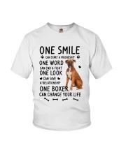 Boxer Change Life Youth T-Shirt thumbnail