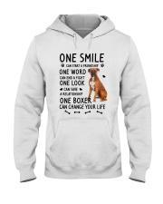 Boxer Change Life Hooded Sweatshirt thumbnail