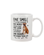 Boxer Change Life Mug front