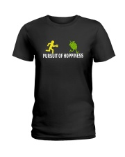Beer Hoppiness Ladies T-Shirt thumbnail