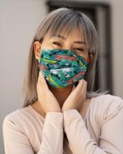 Skateboard Tropical T825 Cloth face mask aos-face-mask-lifestyle-17