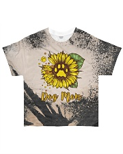 Dog Mom T5TS All-over T-Shirt front