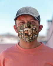 Horse Love H28836 Cloth face mask aos-face-mask-lifestyle-06