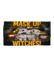 Husky Witches T825 Cloth face mask front