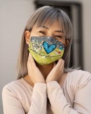 Pharmacist Peace Love T827 Cloth face mask aos-face-mask-lifestyle-17