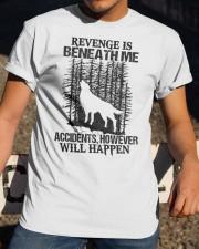 Wolf - Revenge Classic T-Shirt apparel-classic-tshirt-lifestyle-28